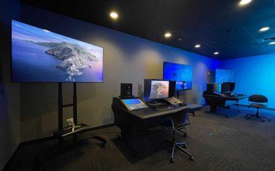 Video Studio Dedication